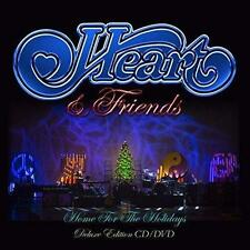 Heart & Friends - Home For the Holidays CD/DVD ( Sammy Hagar, Richard Marx)DELUX
