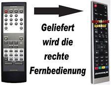 Ersatz Fernbedienung für Technics ST-HD501 SE-HD501 SC-HD501 RAK-HDA07WH NEUWARE
