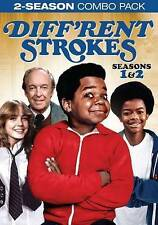Diffrent Strokes: First Second Seasons 1  2 One Two (DVD, 4-Disc Set) Different