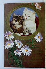 Greetings In Kindness Sincerity Friendship Postcard Old Vintage Card View Post