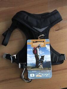 Kurgo Go-Tech Adventure Dog Harness Size Sm Black
