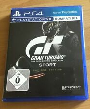Gran Turismo Sport für PS4 ( Day one Edition) ohne Originalhülle