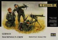 Master Box MB 1:35 German Machinegun Crew Eastern Front Kurland 1944 Kit #3526