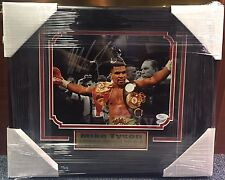 Mike Tyson Autographed Signed & Framed 8x10 Picture Photo JSA