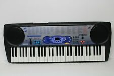 Casio Lk-42 Synthesizer Keyboard Lighted Keys Learning - Tested and Works