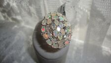 Ethiopian Opal Ring UK SIZE N/O
