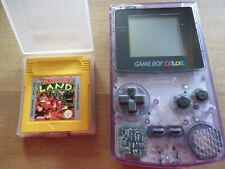Nintendo Game Boy Color Violett Handheld-Spielkonsole (12941553583)