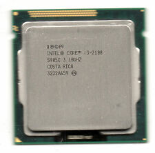 INTEL CORE i3-2100, Sandy bridge, socket 1155, 65 watts.