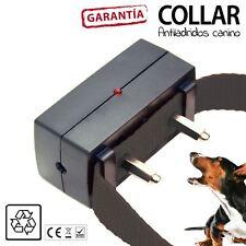 Collar Antiladridos Regulable 20x40 cm - Negro