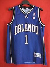 Maillot Basket Magic d'Orlando NBA Tracy Mc Grady N° 1 Champion USA - S