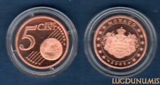 Monaco 2005 - 5 Centimes - 35 000 ex du BE RARE - Monaco