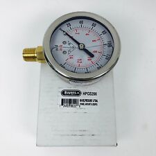 HPGS200 BUYERS GLYCERIN FILLED PRESSURE GAUGE