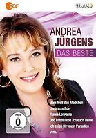 ANDREA JÜRGENS - DAS BESTE  DVD NEUF