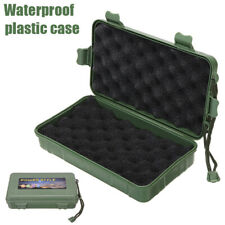 Waterproof Shockproof Outdoor Survival Container Storage Carry Box Case Plastic