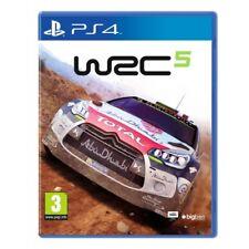 WRC 5 World Rally Championship Ps4 Game