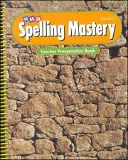 Teacher's Edition: Te Lvc Spelling Mastery '98 The Write Direction Level C by En