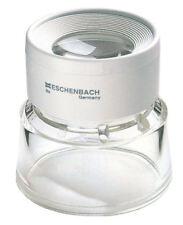 Standlupe [Eschenbach 1153] mit 8facher Vergrößerung, 28,7 dpt, aus Kunststoff