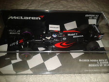 Mclaren Honda MP4-31 Alonso Monaco GP 2016 Minichamps 1:43 530164114