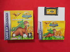 THE LAND BEFORE TIME Into The Mysterious Beyond ~ Gameboy Advance ~ Complete