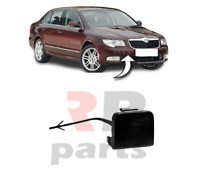FOR SKODA SUPERB (3T) 2008-2013 NEW FRONT BUMPER TOW HOOK COVER CAP FOR PAINTING