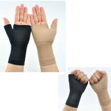 2PCS Carpal Tunnel Thumb Hand Wrist Brace Support Arthritis Compression Bandage