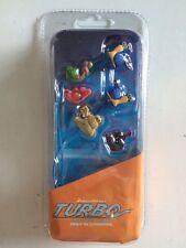 """Película de DreamWorks mercancía """"Turbo Racing Team"""" Dibujos animados Caracol Auriculares BNIP"""