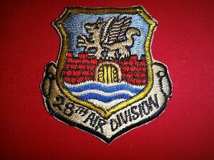 Vietnam War Patch US AIR Force 28th AIR DIVISION (Inactive Unit)