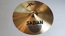 "Sabian xs20 Medium Thin Crash pelvis 16"" Cymbal"
