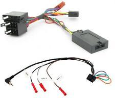 CTSRN003 Steering Stalk Control Adaptor Renault Megane 00-05 FREE PATCH LEAD
