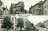 Ansichtskarte Hähnlein a.d. Bergstraße Krs. Darmstadt   (Nr.9283)