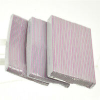 new For Salon Manicure UV Gel Polisher Tool Sanding File Buffer Nail Art Tips TR