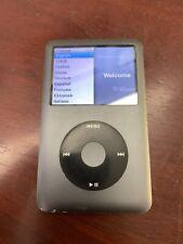 Apple MC297LL/A iPod Classic MP3/MP4 Player 160GB Black 7th Generation