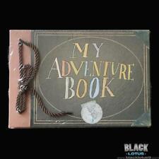 NEW RARE Disney Pixar Up My Adventure Book Journal and Sticker 80 Sheet