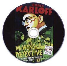 Mr. Wong Detective (1938) Boris Karloff Adventure, Crime, Drama Movie on DVD