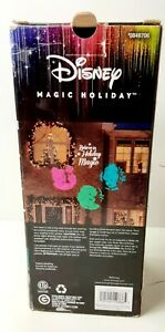 Disney Magic Holiday LED Spotlight Light Projector Princess Magic Whirl-A-Motion