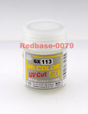 MR HOBBY MODEL COLOR ACRYLIC PAINT 18ml GX113 SUPER CLEAR III UV Cut FLAT