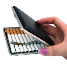 New Leather Pocket Cigarette Tobacco Case Box Holder Tobacco Storage Case