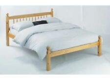 Double Crowther Solid Wooden Pamela Bed LOCAL DELIVERY Assembly Option
