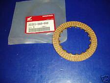 HONDA C50 C70 Z50 C65 C102 CA100 C Part 22201-040-000 NOS CLUTCH PLATE