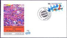 BRD 1999: Bayern Meister! FIDACOS-FDC der Nr 2074 mit Bonner Sonderstempel! 1803
