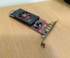 AMD FirePro W4100 - Quad Mini DisplayPort Graphics Card