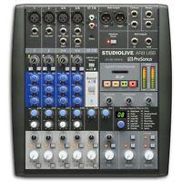 Presonus StudioLive AR8  8-Kanal Mischpult mit Audio-Interface