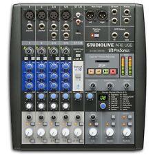 Presonus Studiolive AR8 8-Kanal Mixer with Audio Interface