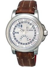 CARL F. BUCHERER PATRAVI CALENDAR DAY DATE WEEK AUTOMATIC MEN'S WATCH $10,300