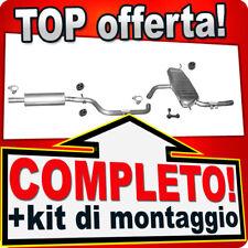 Scarico Completo SEAT ALTEA XL TOLEDO III 1.6 102 PS Marmitta Y28