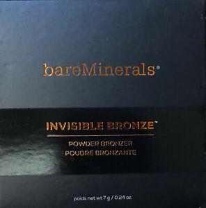 bareMinerals Invisible Bronze Powder Bronzer - Medium  7 g / 0.24 oz