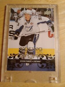 Steven Stamkos Upper Deck Young Guns #245 RC