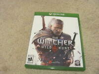 The Witcher 3 Wild Hunt Xbox One Standard Version INCLUDES SOUNDTRACK