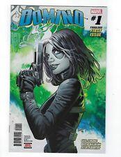Domino # 1 Regular Cover NM Marvel 1st Print