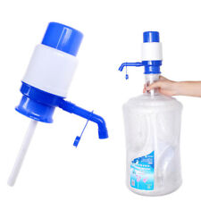5 Gallon Hand Pump for Water Bottle Jug Manual Drinking Tap Spigot Camping PV+c